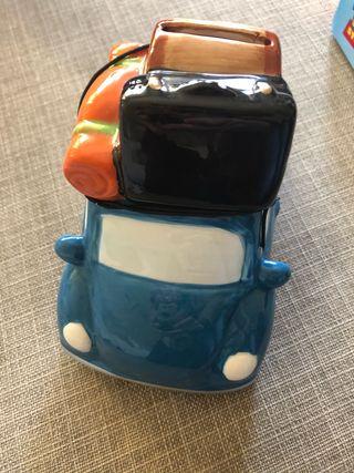 Hucha coche mini
