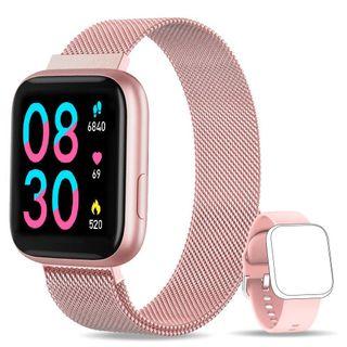 Smartwatch, 1.4 Inch Reloj Inteligente IP67