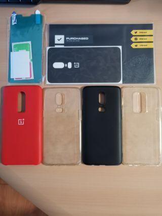 Pack Oneplus 6