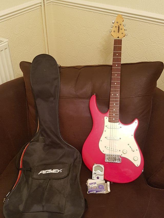 peavey raptor guitar