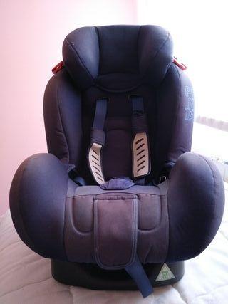 silla coche prenatal grupo 1- 2 y 3