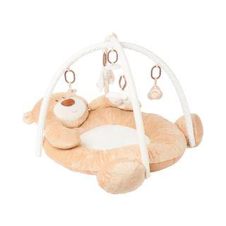 Manta de juegos oso bebe