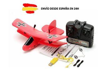 Avion RC Flybear fx-808. Teledirigido