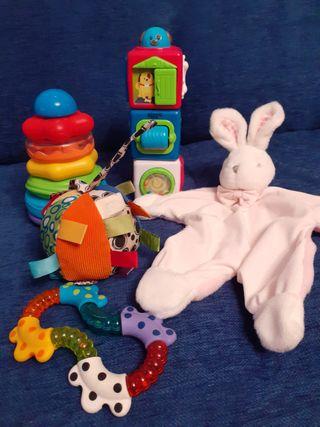 Juguetes Para Bebes De 7 Meses.Juguetes Para Bebes De 7 Meses De Segunda Mano En Wallapop