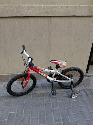 "Bici niño Coluer 18"""