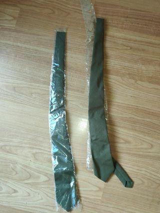 Corbata ejército español. Militar Nueva.