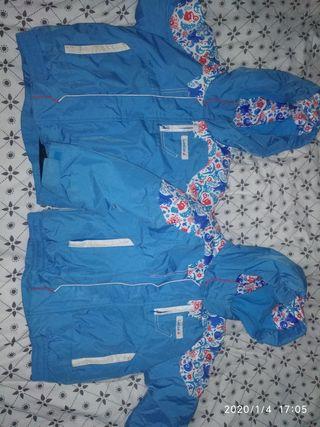 Nieve chaqueta 3 años, Ropa para la nieve