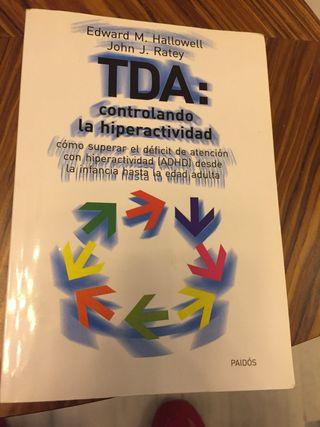 Libro TDA: controlando la hiperactividad