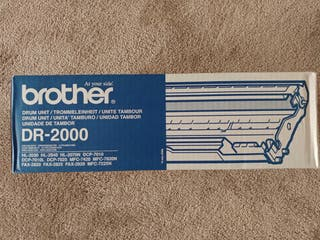 Unidad de tambor Brother