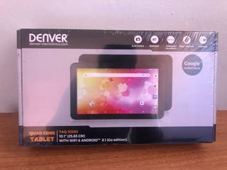 TABLET DENVER 16GB NUEVA Y PRECINTADA