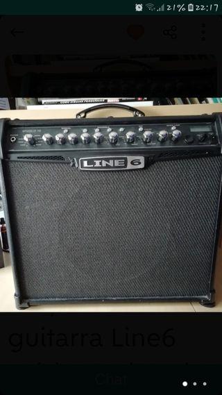 amplificador Line 6 Spider 4 75W