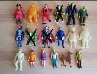 Scooby Doo. Figuras surtidas.