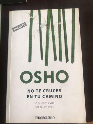 OSHO no te cruces en tu camino