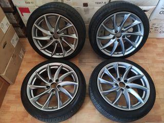 llantas y neumáticos originales Alfa Romeo Giulia