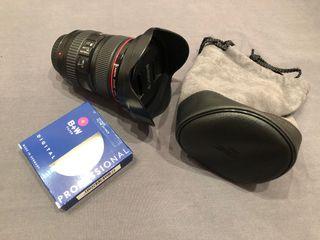 Objetivo Canon EF 24-105mm f