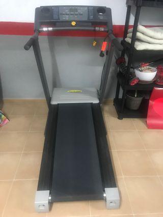 Cinta de andar y correr BH Fitness Proaction