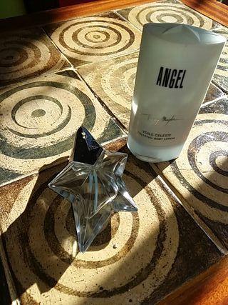Envase de ANGEL PARA RECARGAR.
