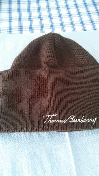 Gorro Thomas Burberry