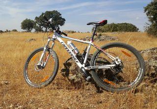 Bicicleta Cannondale SL2 (Estado impecable)