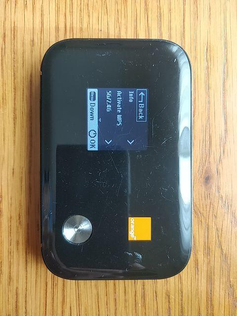 Punto de acceso WiFi Huawei e5372 4G libre - MiFi