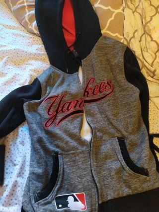 chaqueta new york yankees , NY beisbol