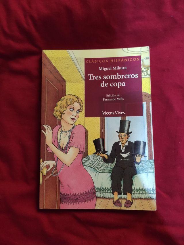Libro: Tres sombreros de copa