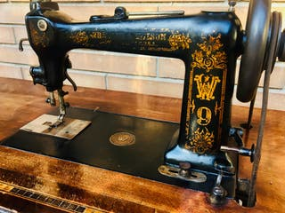 Máquina coser 1890