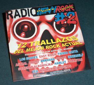 CD Revista HEAVY ROCK #2 (2004) - ¡NUEVO!