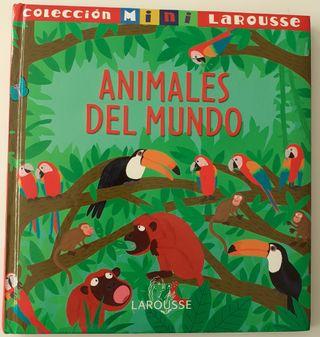 Libro infantil - Animales del mundo