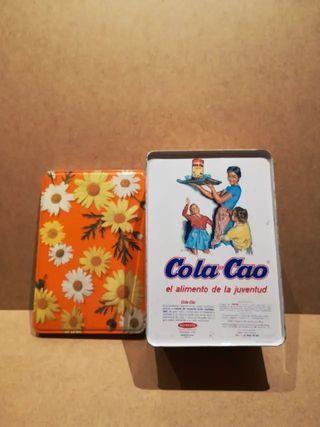 lata Colacao antigua
