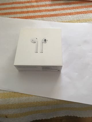 APPLE AIRPODS 2 PRECINTADOS