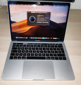MacBook Pro 13 16gb Touch Bar 10/2018