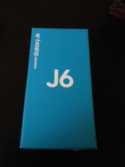 Samsung galaxy j6 libre 32gb