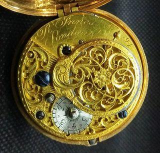 R. Innes London 1794 oro