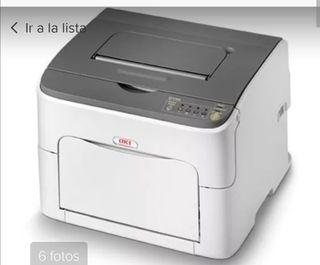 impresora láser Oki C110