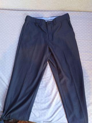 pantalon traje