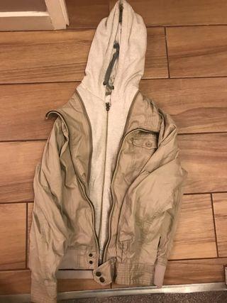 jacket size s-m