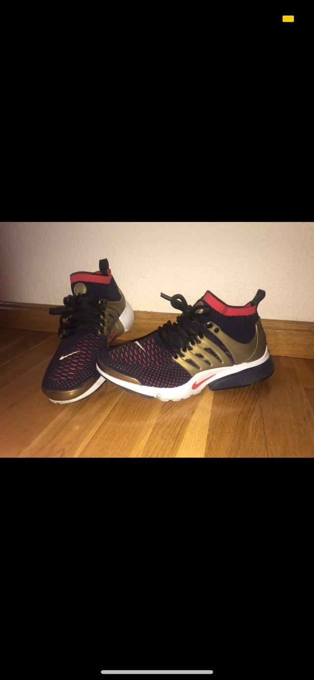 Nike air presto high