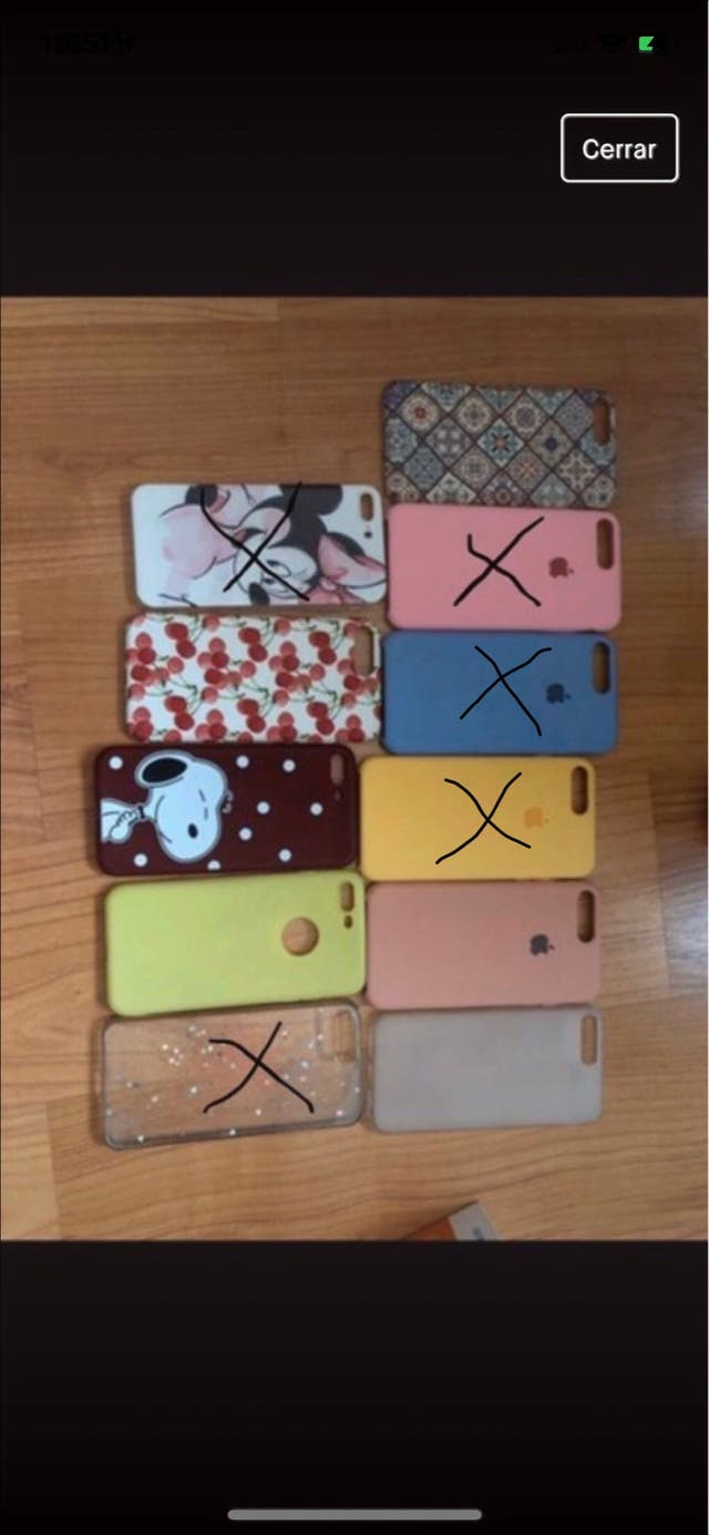 Fundas iPhone 7plus