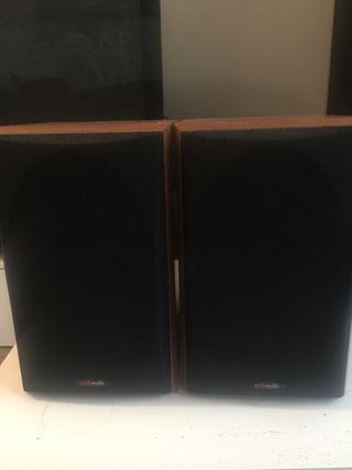 Altavoces Polk audio Rti28