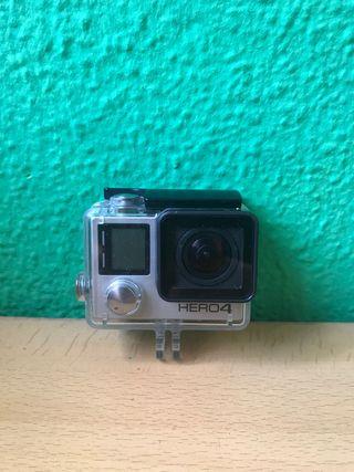 GoPro Hero silver 4