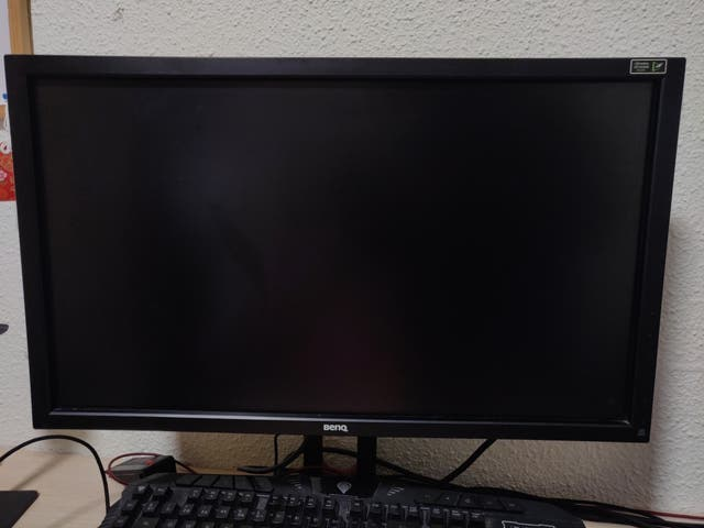 "Monitor BenQ 24"" 1080p 120Hz"