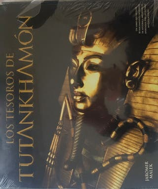 Los tesoros de Tutankhamon