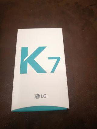 Telefono movil LG K7 libre