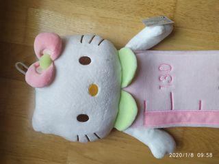 tabla de crecimiento infantil niña hello kitty