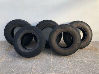 Neumáticos General Grabber TR 235/85/16c