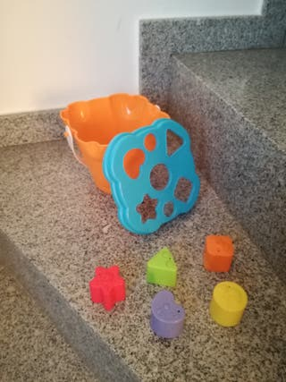 Cubo de juguete