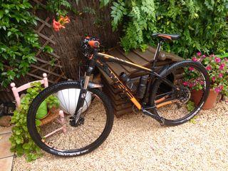 "Bicicleta Conor wrc pro slx 29"""