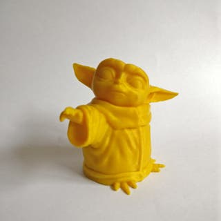 Baby Yoda 7cm