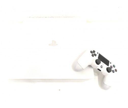 Videoconsola Ps4 Sony Pro Blanca